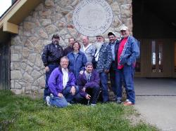 2004 Hill Cumorah Expedition Team.